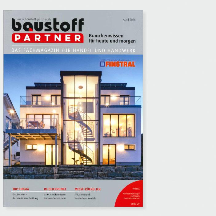 baustoff Partner, 04/2016