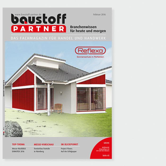 baustoff Partner, 02/2016