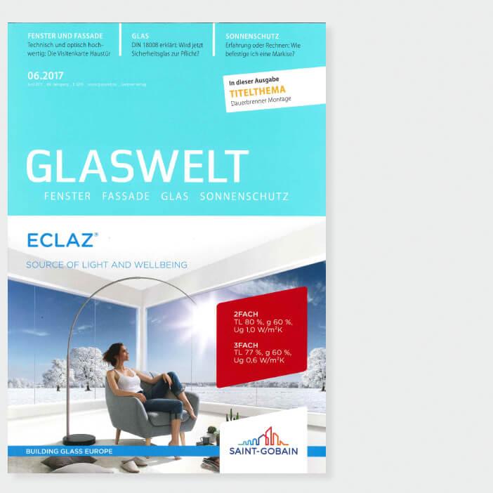 Glaswelt, 06/2017